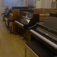 David Cunningham : A Lot of Pianos